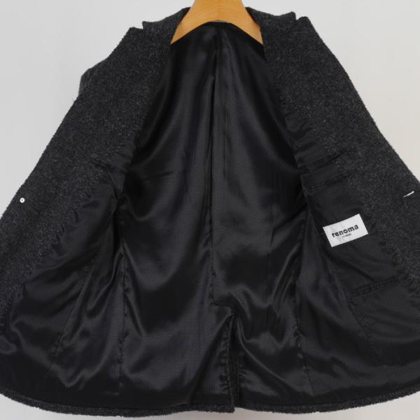 renoma HOMME  レノマ オムテーラード ジャケット メンズ Mサイズ 12000 GJ4003 y-souko 05