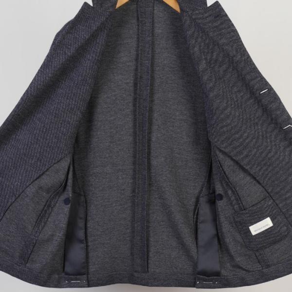 段返り3釦 テーラード ジャケット メンズ AB8サイズ 9000 GJ4006|y-souko|05