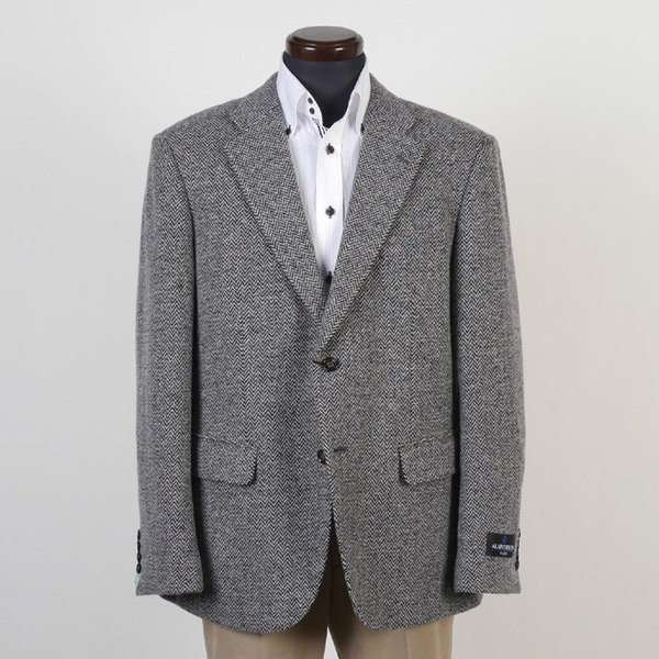 ALAIN DELON  アランドロンテーラード ジャケット メンズ BB5サイズ 12000 GJ4009|y-souko|02