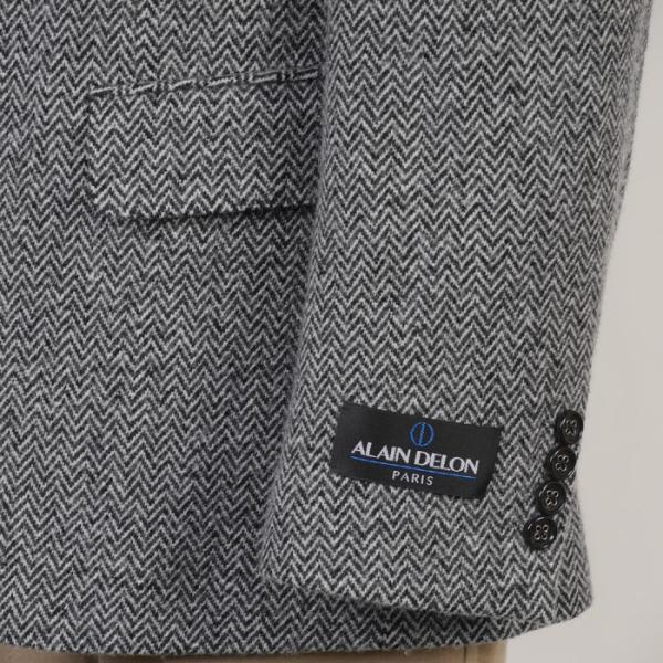 ALAIN DELON  アランドロンテーラード ジャケット メンズ BB5サイズ 12000 GJ4009|y-souko|03
