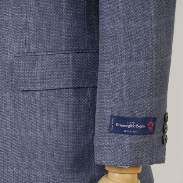 Ermenegildo Zegna  ゼニアテーラード ジャケット メンズCROSS-PLY A5 A6サイズ 19000 全2柄 GJ5002 y-souko 03