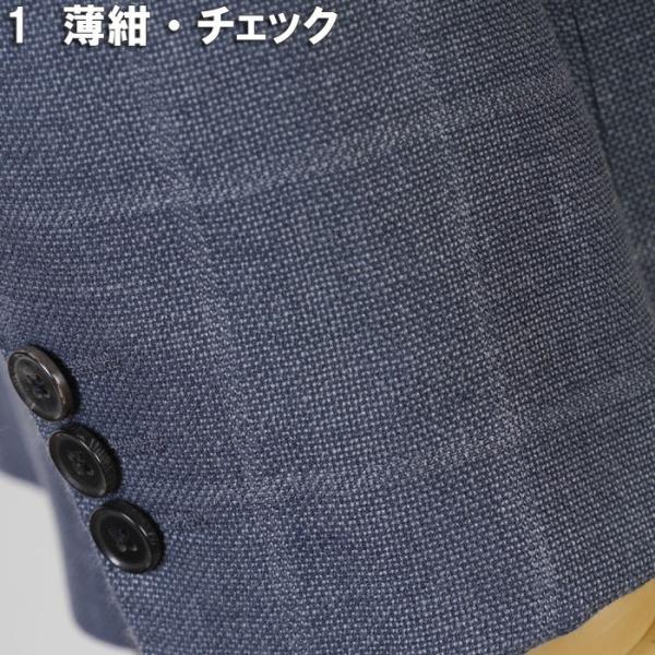 Ermenegildo Zegna  ゼニアテーラード ジャケット メンズCROSS-PLY A5 A6サイズ 19000 全2柄 GJ5002 y-souko 06
