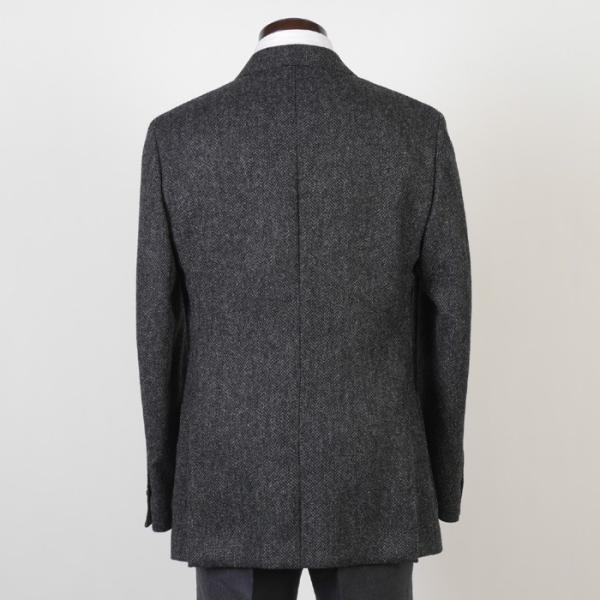 テーラード ジャケット メンズ英 MOON ウール100% L サイズ限定 全2柄 11000 GJ6003|y-souko|04