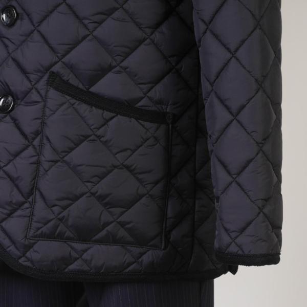 ステンカラー キルティングコート メンズ脱着式フード 軽量中綿 保温素材  全3色 7000 RC1601|y-souko|03