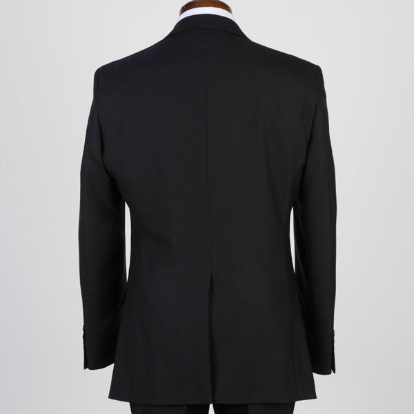 販売終了礼服RF6011−シングル2釦ノータックオールシーズン略礼服!オリジナルブランド「TheT」スリム礼服!安心ウエストアジャスター付き!|y-souko|04
