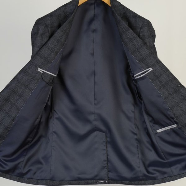 ジャケットRJ2009−テーラードジャケットウール100%素材 選べる2色 y-souko 04