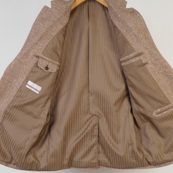 テーラード ジャケット メンズ ALBANTE UOMO  A体 AB体 全3柄 9000 RJ4006 y-souko 05