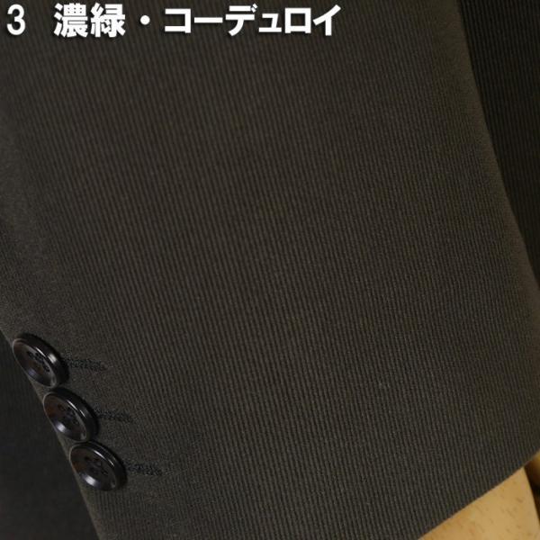 テーラード ジャケット メンズ ALBANTE UOMO  A体 AB体 全3柄 9000 RJ4006 y-souko 10