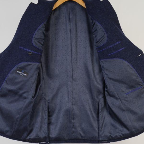 ALAIN DELON  アランドロンテーラード ジャケット メンズ A体 AB体 BB体 全6柄 12000 RJ4007|y-souko|05