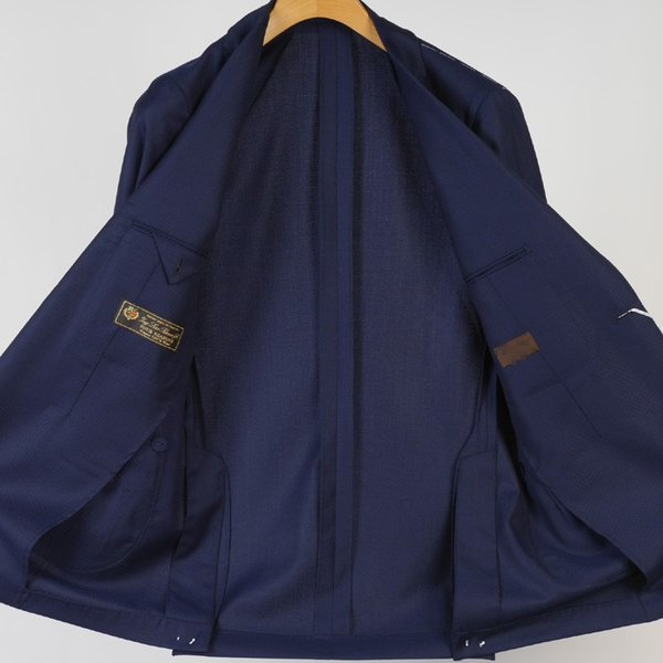 LoroPiana ロロピアーナ 社  FOUR SEASONS テーラード ジャケット メンズSuper130's Wool A体 AB体 27000 RJi5003|y-souko|05