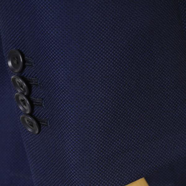 LoroPiana ロロピアーナ 社  FOUR SEASONS テーラード ジャケット メンズSuper130's Wool A体 AB体 27000 RJi5003|y-souko|06