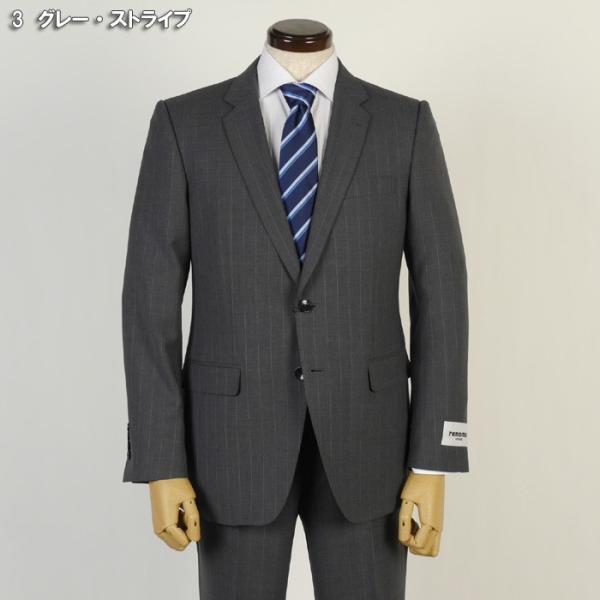 スーツ レノマ ノータック スリムスーツ メンズ Y体 AB体 全3柄 19000 RSi3031 y-souko 12