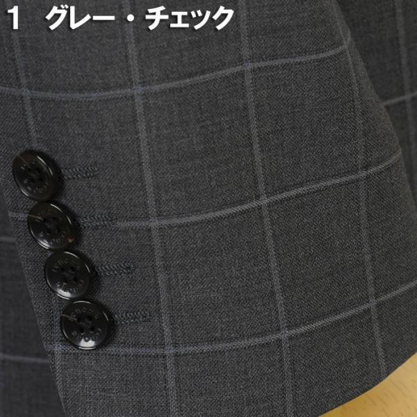 スーツ レノマ ノータック スリムスーツ メンズ Y体 AB体 全3柄 19000 RSi3031 y-souko 08