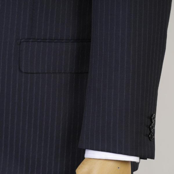 スーツ ビジネス メンズ ノータックスリム耐久TW素材 BB体 13000 全2柄 RS4006|y-souko|03