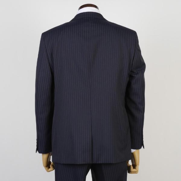 スーツ ビジネス メンズ ノータックスリム耐久TW素材 BB体 13000 全2柄 RS4006|y-souko|04