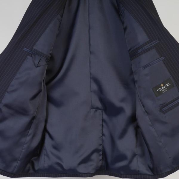 スーツ ビジネス メンズ ノータックスリム耐久TW素材 BB体 13000 全2柄 RS4006|y-souko|05