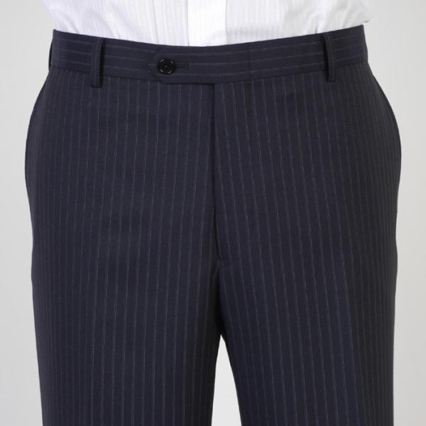 スーツ ビジネス メンズ ノータックスリム耐久TW素材 BB体 13000 全2柄 RS4006|y-souko|06