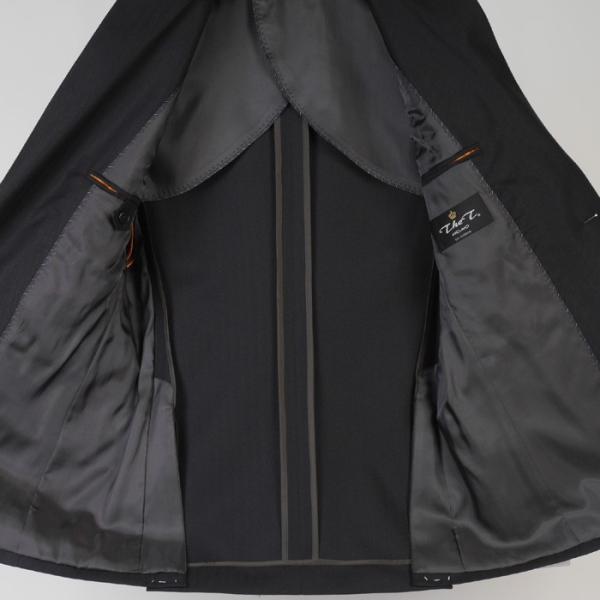 3ピース ノータック スリム ビジネススーツ メンズリバーシブルベスト 16000 RS4022|y-souko|05