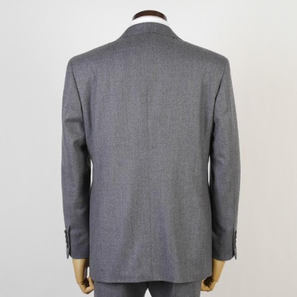 CANONICO カノニコ スーツ ビジネス メンズ 1タック カシミヤ Super120's ウール A体/AB体/BB体 18000 RS4110|y-souko|04