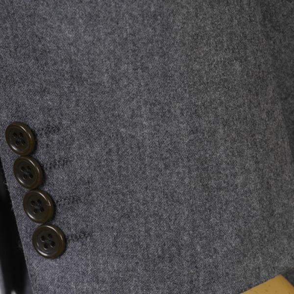 CANONICO カノニコ スーツ ビジネス メンズ 1タック カシミヤ Super120's ウール A体/AB体/BB体 18000 RS4110|y-souko|07