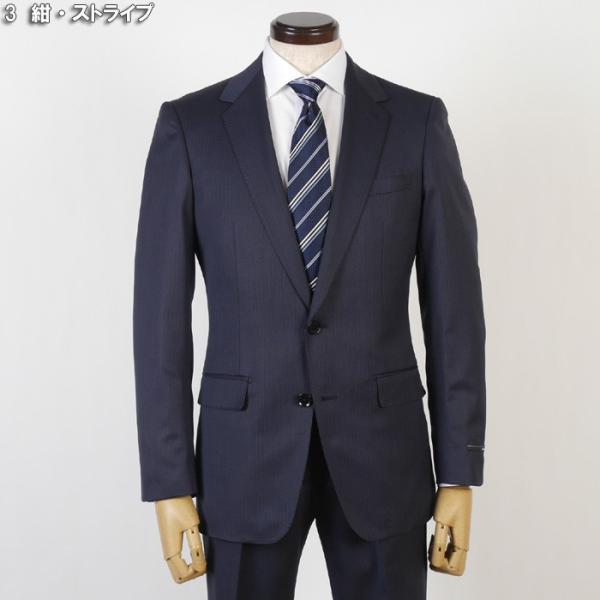 abx. エービーエックス 1タック スリム ビジネススーツ Y体 A体 AB体  全5柄 21000 RSi5121|y-souko|12