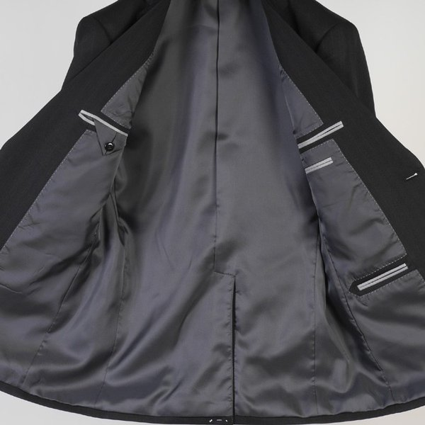 年間着用可能 普段スーツを着ない方に最適 ウエスト調節可能 パンツは洗濯可 A体 AB体 E体 9000 RS6101 y-souko 05