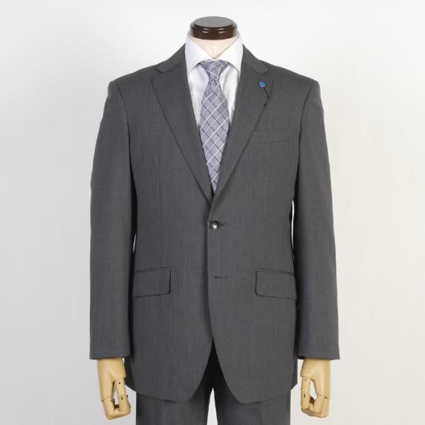 A AB BB体  COOL MAX 1タック ビジネス スーツ メンズ厳選素材を使用 実用的万能マルチポケット 11000 RS7101|y-souko|02