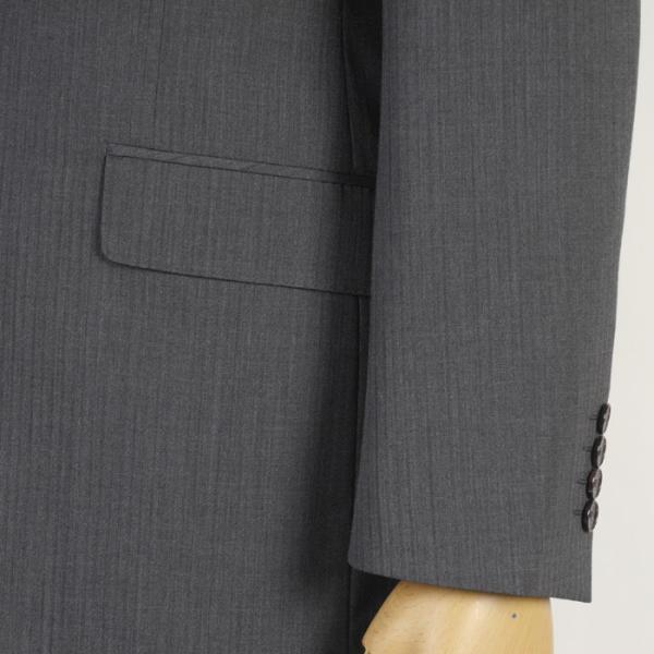 A AB BB体  COOL MAX 1タック ビジネス スーツ メンズ厳選素材を使用 実用的万能マルチポケット 11000 RS7101|y-souko|03