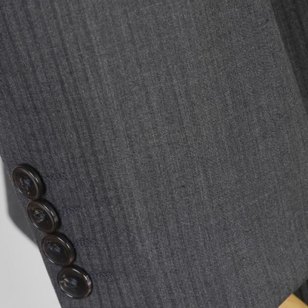 A AB BB体  COOL MAX 1タック ビジネス スーツ メンズ厳選素材を使用 実用的万能マルチポケット 11000 RS7101|y-souko|08