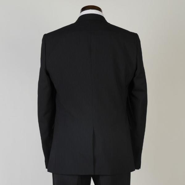 スーツ メンズ ビジネススーツ 紳士 春夏 ノータック スリムに見えまスーツ スリムスーツ A体 サイズ限定 RS9002 y-souko 11