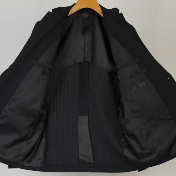 スーツ メンズ ビジネススーツ 紳士 春夏 ノータック スリムに見えまスーツ スリムスーツ A体 サイズ限定 RS9002 y-souko 12