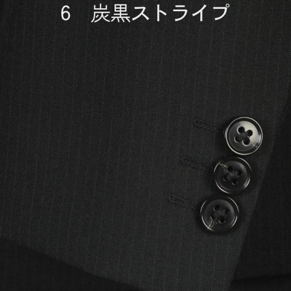 スーツ メンズ ビジネススーツ 紳士 春夏 ノータック スリムに見えまスーツ スリムスーツ A体 サイズ限定 RS9002 y-souko 07