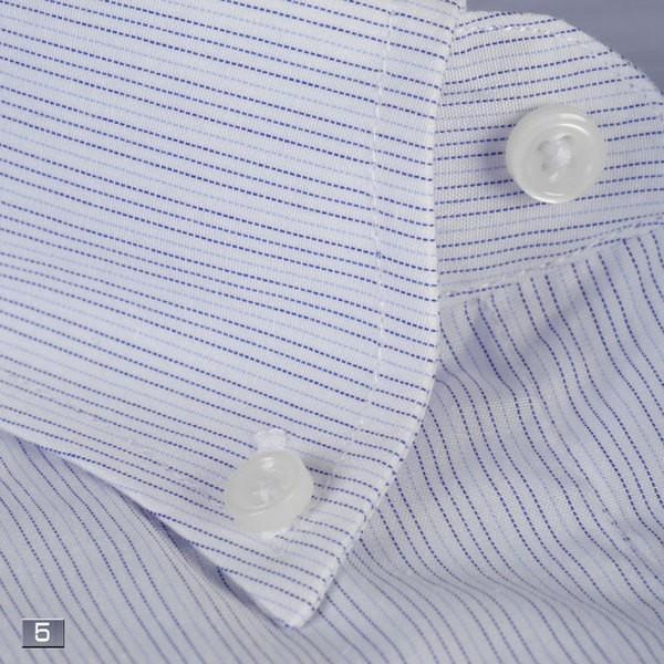 RY211−ボタンダウン長袖シャツシンプル定番 ビジネスシャツ 選べる9柄|y-souko|06