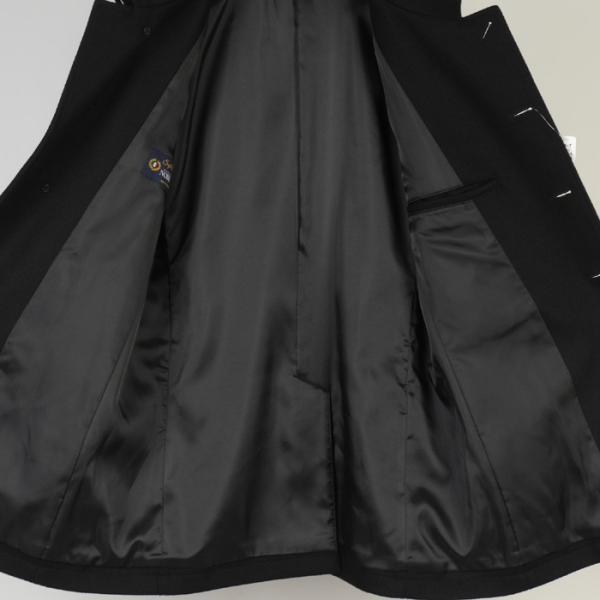 スタンドカラー コート メンズ Lサイズ ビジネスコートSG-L 13000 SC75034|y-souko|05