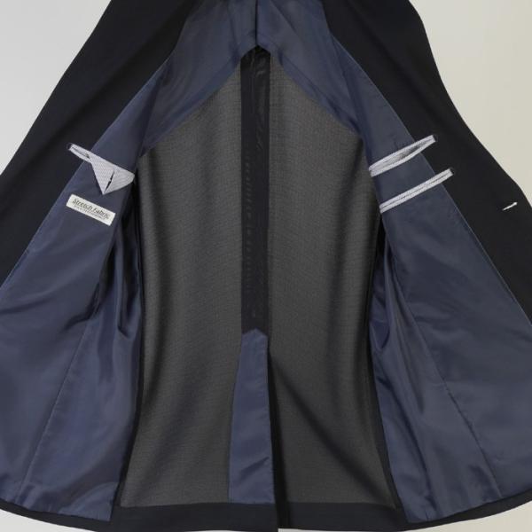 テーラード ジャケット メンズ Y7サイズ ウォッシャブル加工 ストレッチ素材 7000 SJ3010|y-souko|05