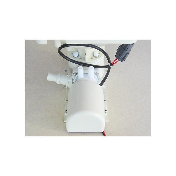日立 MT-12 電動マニュアルマリントイレ 12V 船舶 トイレ 標準金具キット付|y-square|03