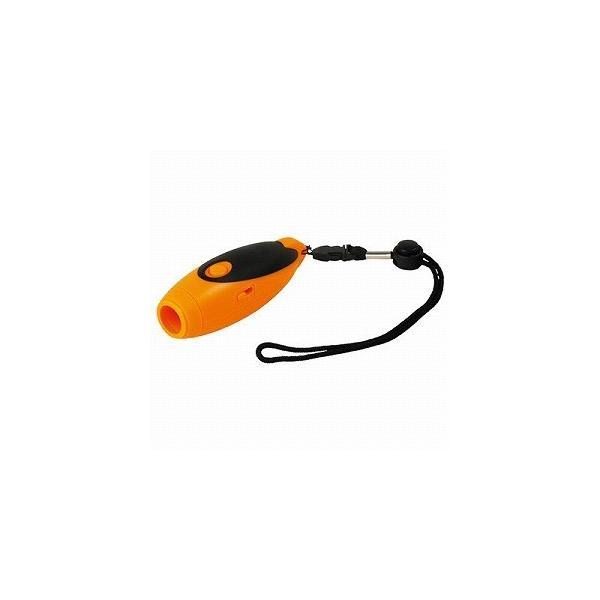 電子ホイッスル 377-87 ABS樹脂 33×107×39mm 防災 笛 避難誘導用品 ユニット UNIT
