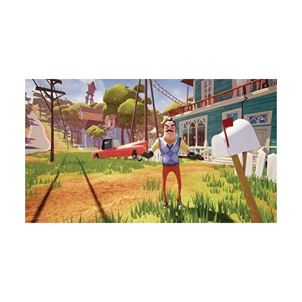 Hello Neighbor PS4 輸入版|y-tsm