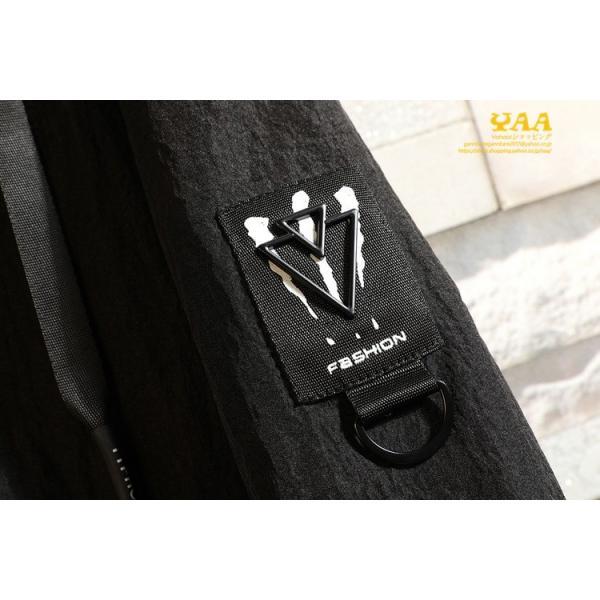 マウンテンパーカー メンズ ジャケット アウター ブルゾン ウインドブレーカー 柄刺繍 ファッション アウトドア 春 2019 新生活|yaa|12