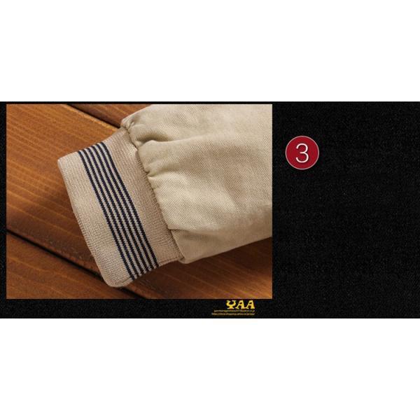 ブルゾン メンズ ジャケット はおり ジャンパー ミリタリージャケット トラックジャケット 40代 50代 60代 秋冬 ファッション|yaa|12