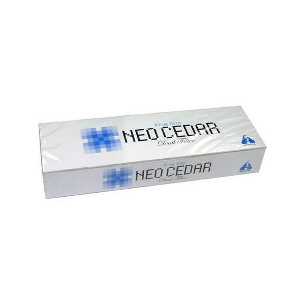 指定第2類医薬品 ネオシーダーキングサイズ20本×10箱セット(1カートン)