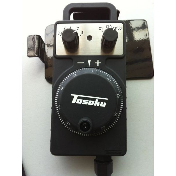 Automation, Antriebe & Motoren TOSOKU HC115 Handy Pulser 4Axis MPG ...
