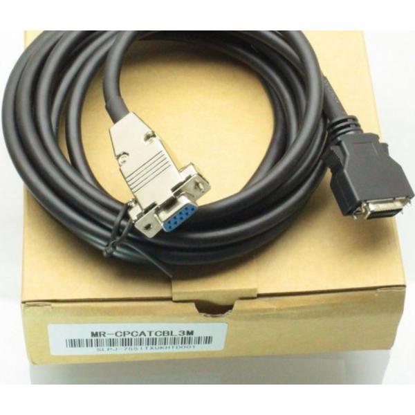 MR-CPCATCBL3M download DOS / V communication cable for Mitsubishi server  MR-J2S