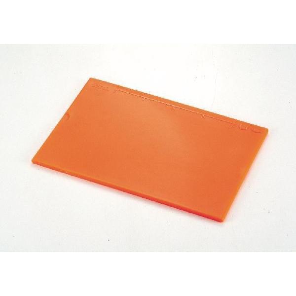 まな板 プラスチックまな板 パール金属 Colors JustFit まな板 M オレンジ 食器洗い乾燥機対応|yakanya