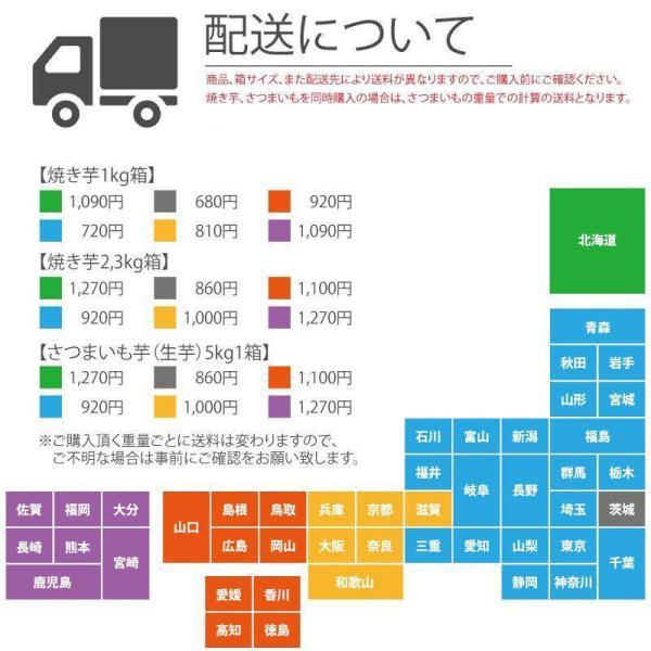 焼き芋 冷やし焼き芋 やきいも 茨城県産 紅はるか 1kg|yakiimo-adumaya|06