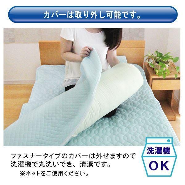 冷感 抱き枕 クッション 洗える 『ガリガリ君 プラス』 20R×110cmお買得品|yakudachitai-shop|05
