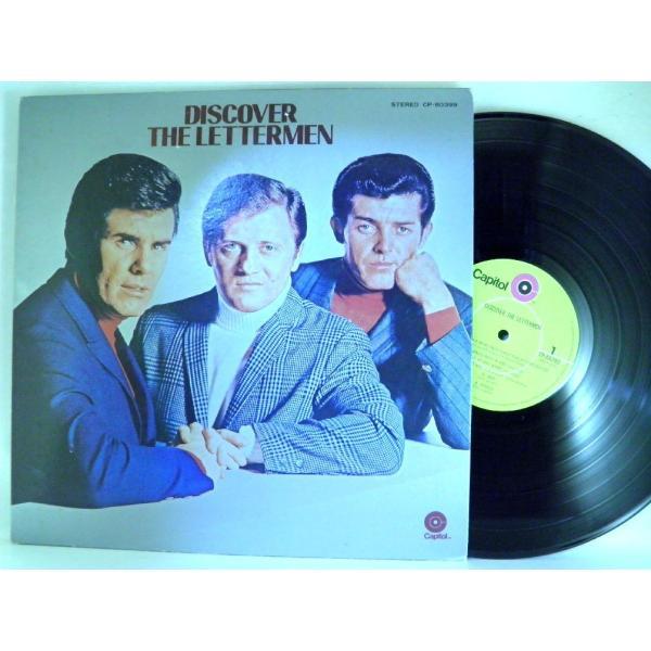 ←【検聴合格】↑針飛無安心レコード】1975年・美盤!ディスカバー・レターメン「THE LETTERMEN/DISCOVERディスカバー・レターメン」【LP】
