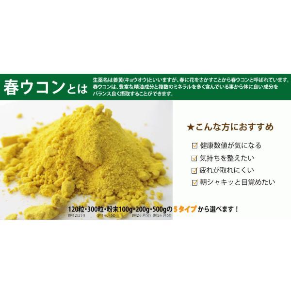 屋久島春ウコン300粒 4個セット 直販|yakushima-ukon|03