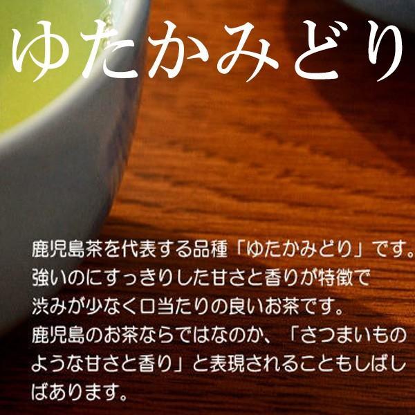 お茶屋さんがひそかに飲むお茶 2袋セット  / 無農薬 / 有機栽培 / 産地直送|yakushimashop|05