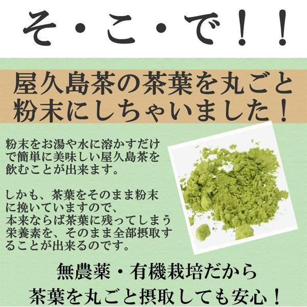 縄文の精 2袋セット / 無農薬 / 有機栽培 / 産地直送|yakushimashop|07